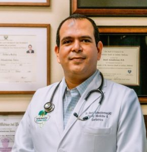 Doctor-bio